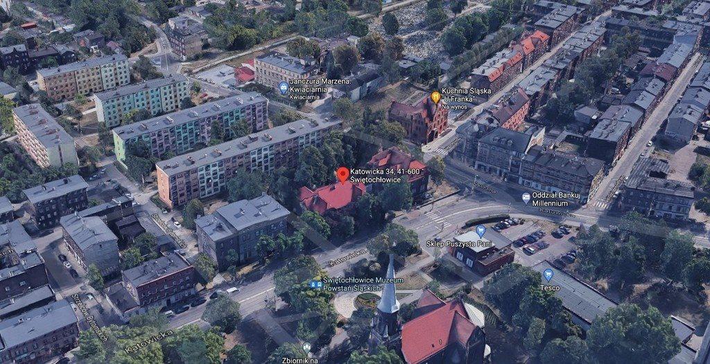 Lokal użytkowy na sprzedaż Świętochłowice, Katowicka  284m2 Foto 1