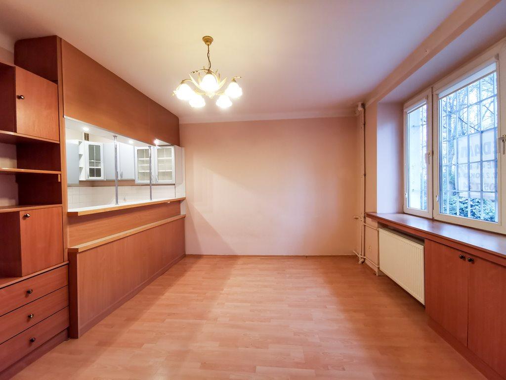 Mieszkanie dwupokojowe na sprzedaż Warszawa, Praga-Południe, Saska Kępa, Zwycięzców  42m2 Foto 2