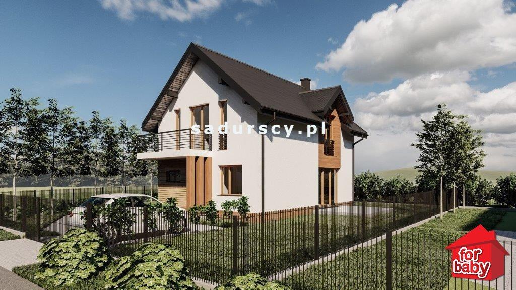 Dom na sprzedaż Zabierzów, Pisary, Pisary, Spacerowa  155m2 Foto 1