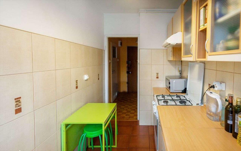 Mieszkanie dwupokojowe na sprzedaż Warszawa, Mokotów, warszawa  38m2 Foto 7