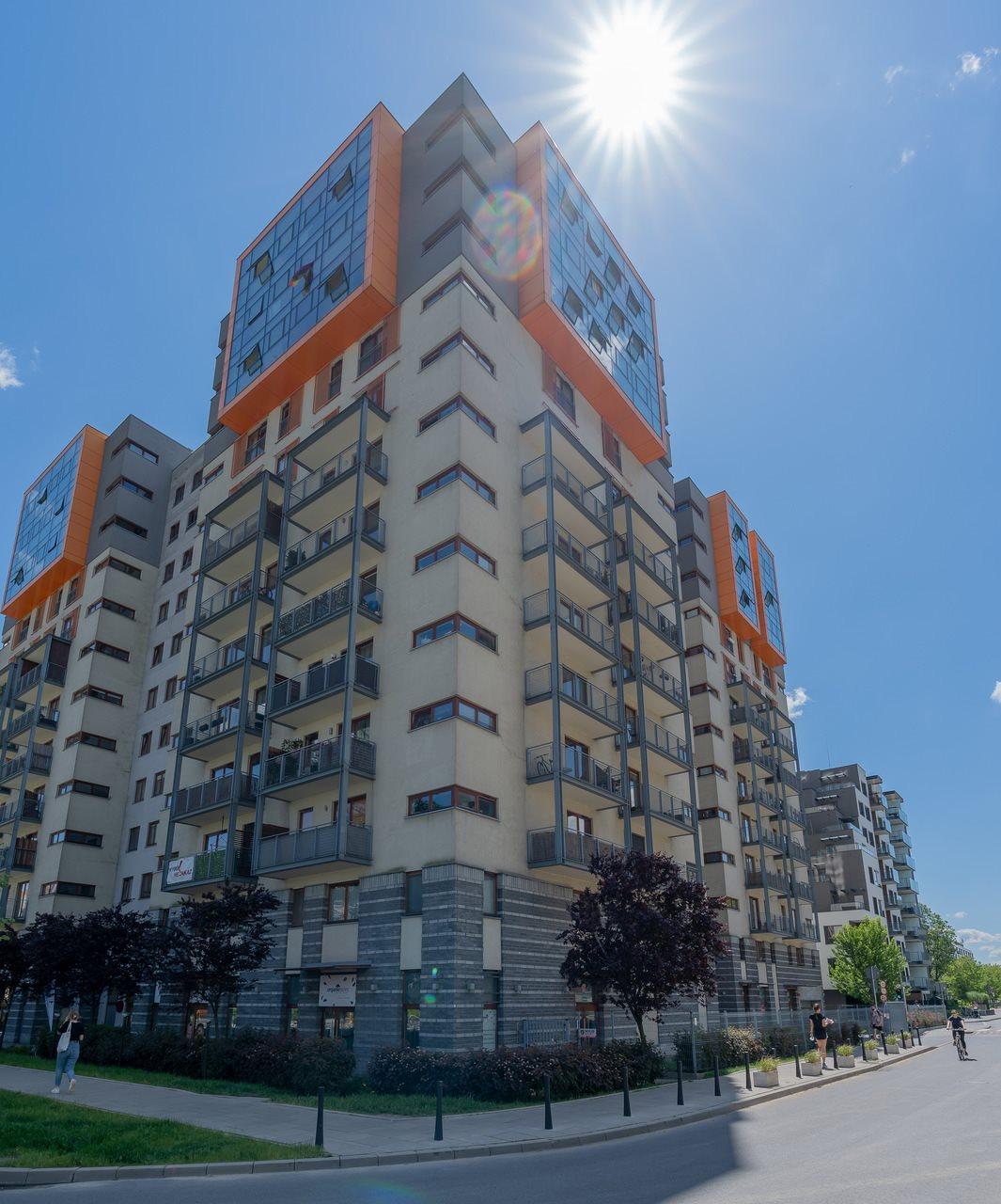 Mieszkanie dwupokojowe na sprzedaż Warszawa, Mokotów, Woronicza 33  60m2 Foto 8