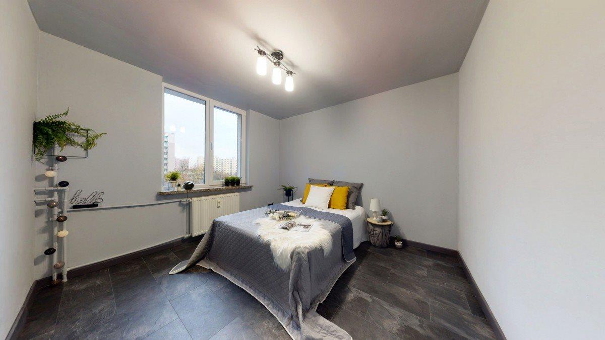 Mieszkanie trzypokojowe na sprzedaż Warszawa, Targówek Bródno, Krasiczyńska  60m2 Foto 3