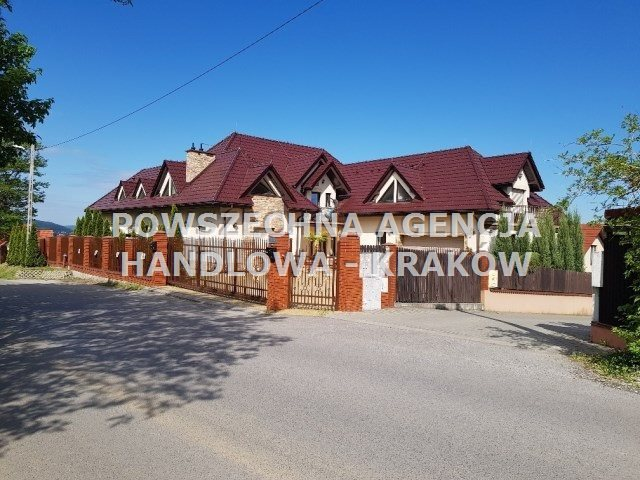Dom na sprzedaż Wielka Wieś  602m2 Foto 4