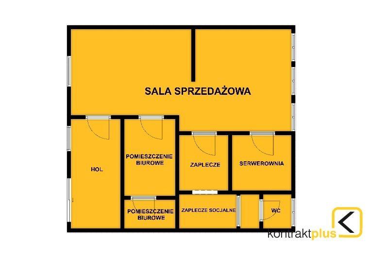 Lokal użytkowy na wynajem Ruda Śląska, Nowy Bytom, Niedurnego  120m2 Foto 3
