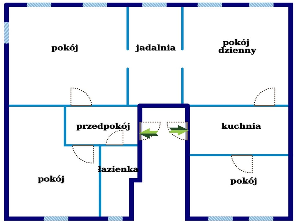 Mieszkanie czteropokojowe  na sprzedaż Nowa Ruda, Nowa Ruda, Piastów  108m2 Foto 13