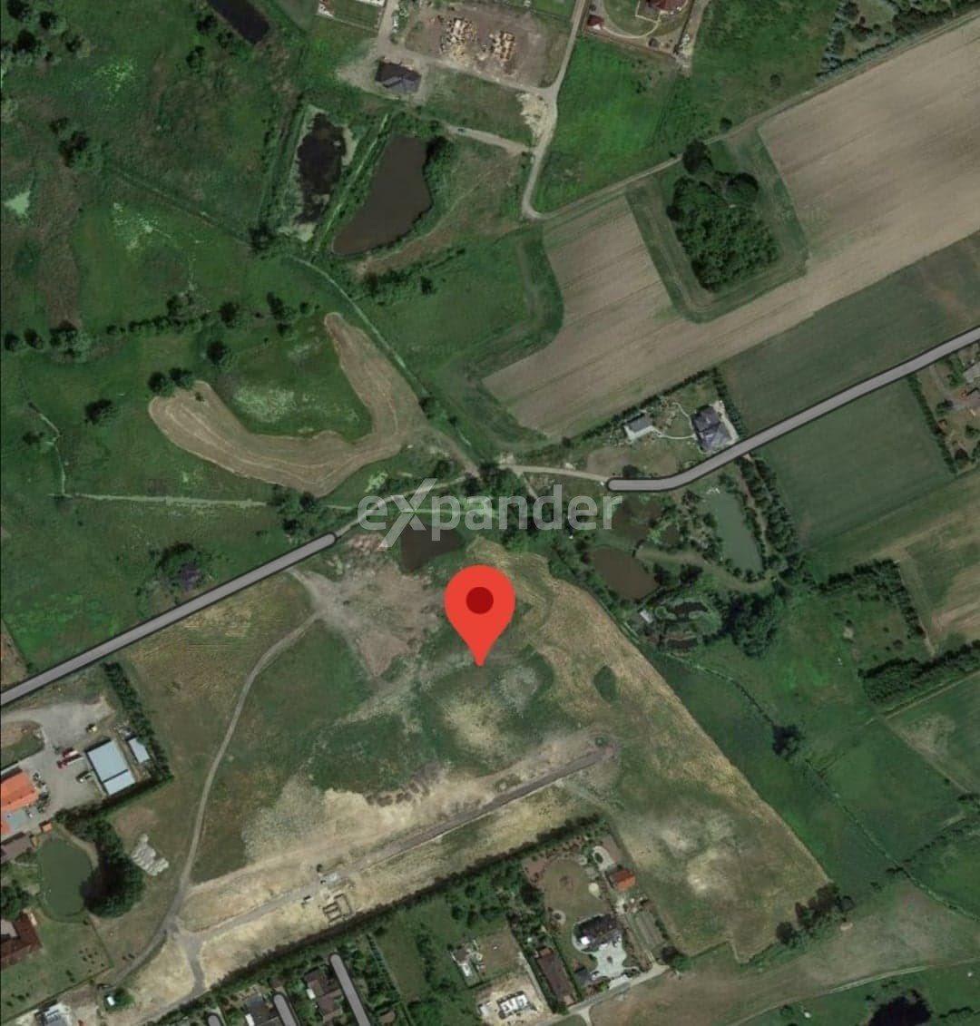 Działka budowlana na sprzedaż Papowo Toruńskie  1000m2 Foto 1