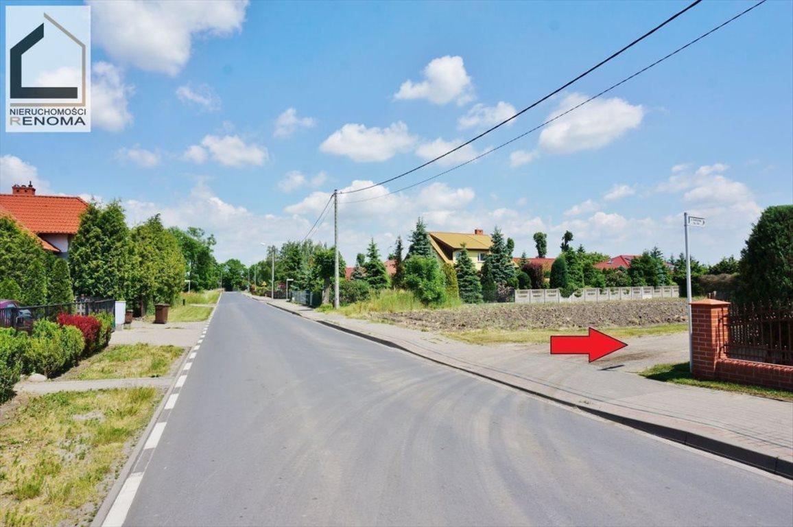 Działka budowlana na sprzedaż Kostrzyn, Czerlejno  1094m2 Foto 10