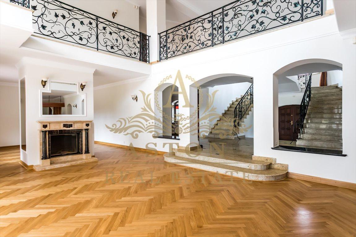 Dom na wynajem Warszawa, Wilanów, Kępa Zawadowska, Syta  1100m2 Foto 3