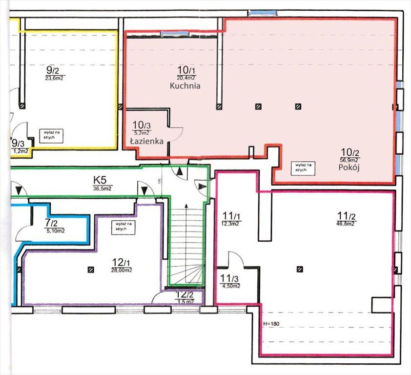 Mieszkanie dwupokojowe na sprzedaż Przemyśl, 3 Maja  83m2 Foto 8