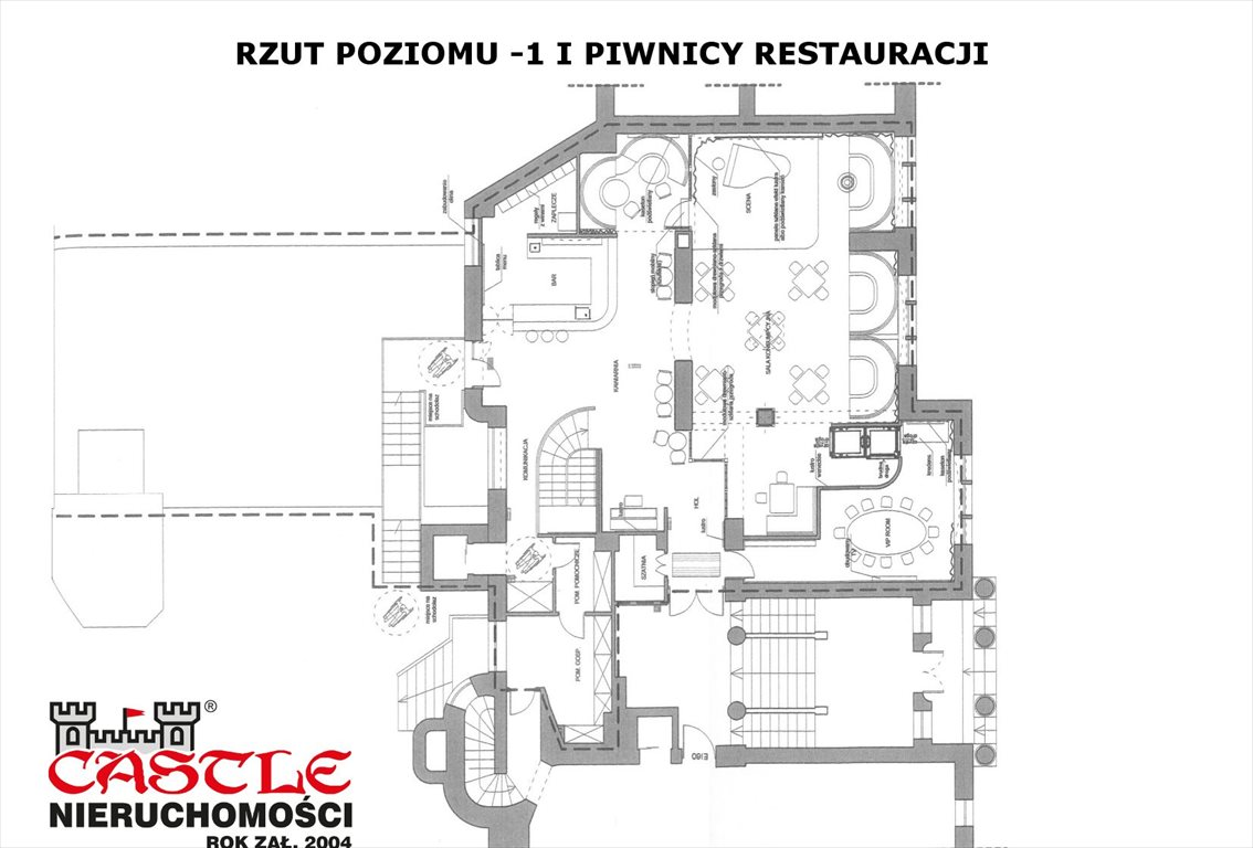 Lokal użytkowy na sprzedaż Poznań, Stare Miasto, Al. Niepodległości  453m2 Foto 15