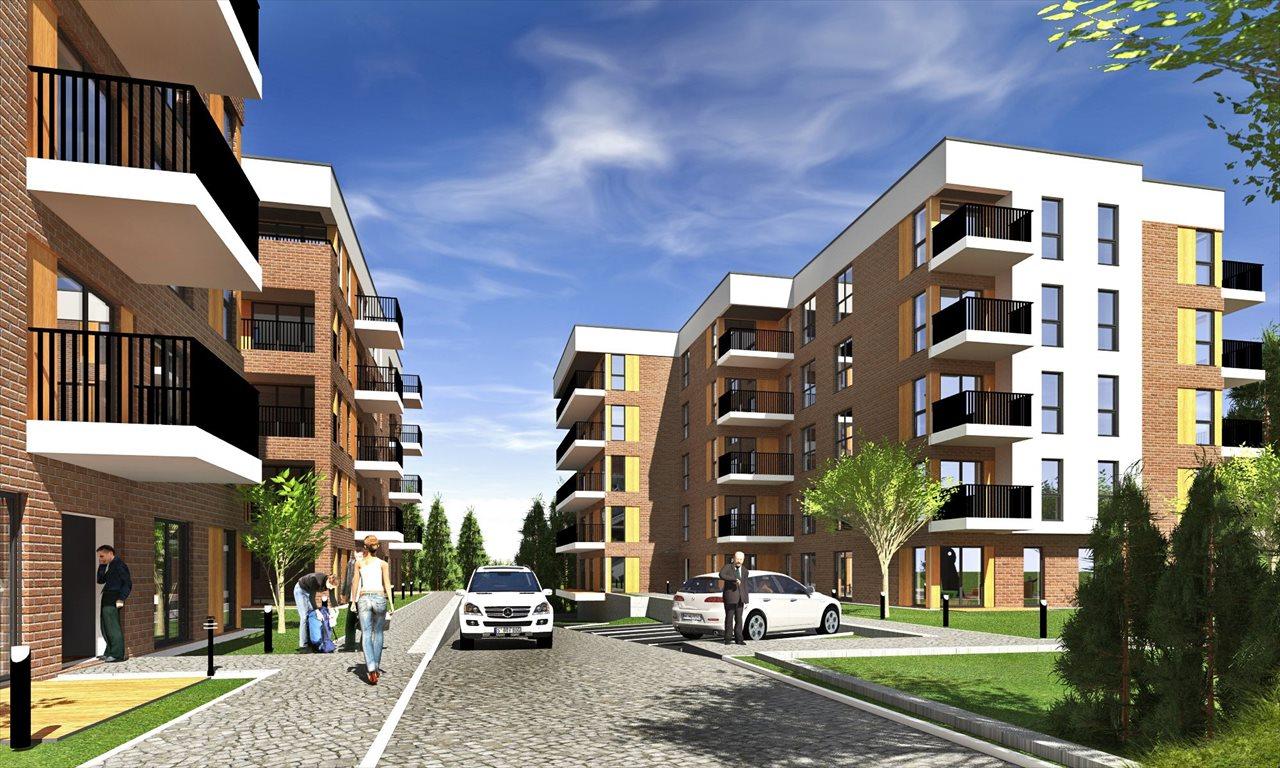Mieszkanie trzypokojowe na sprzedaż Gliwice, Centrum, Pszczyńska 57  56m2 Foto 1