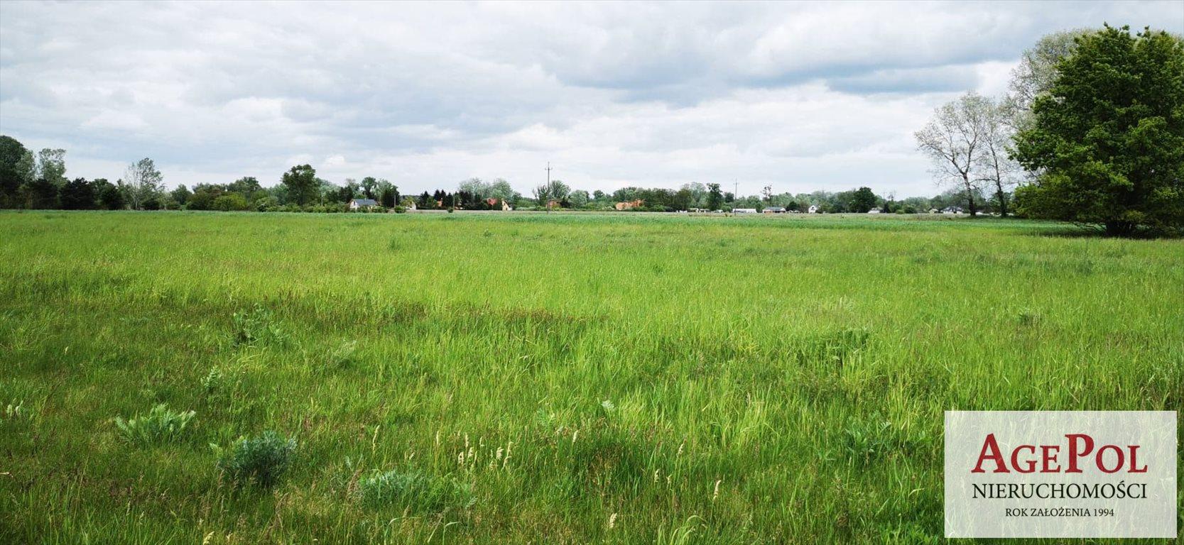 Działka budowlana na sprzedaż Mała Wieś Przy Drodze  2301m2 Foto 2