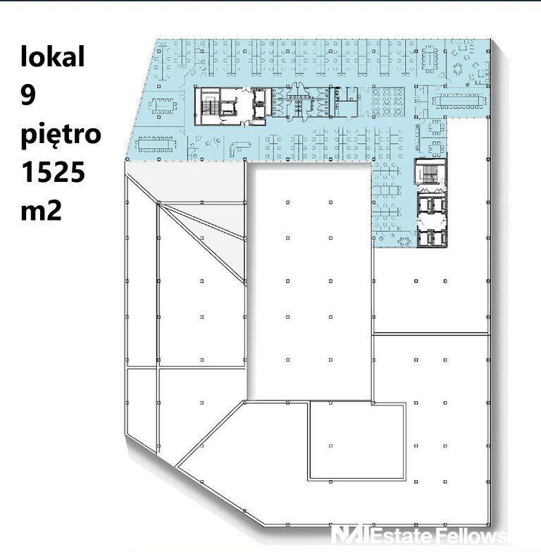 Lokal użytkowy na wynajem Kraków, ks. Józefa Tischnera  1525m2 Foto 1