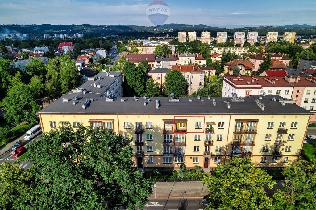 Mieszkanie dwupokojowe na sprzedaż Nowy Sącz, al. Stefana Batorego  46m2 Foto 12
