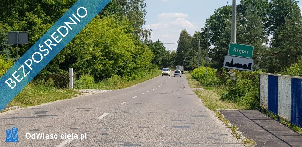 Działka budowlana na sprzedaż Krępa, Długa  3522m2 Foto 4