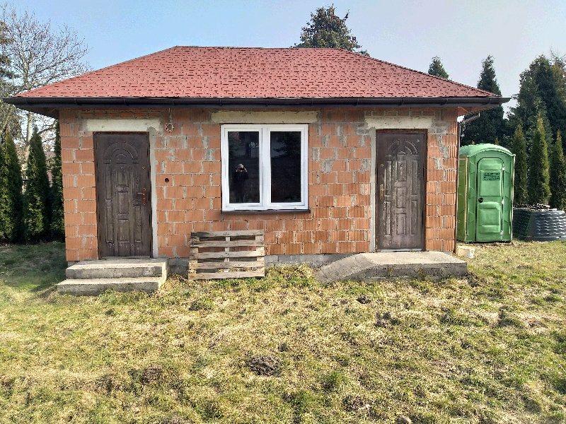 Działka budowlana na sprzedaż Mstów, Srocko  1097m2 Foto 5