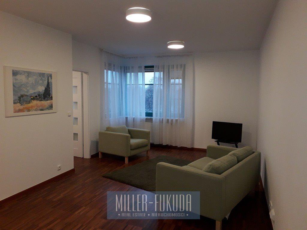 Mieszkanie dwupokojowe na wynajem Warszawa, Śródmieście, Grzybowska  50m2 Foto 1