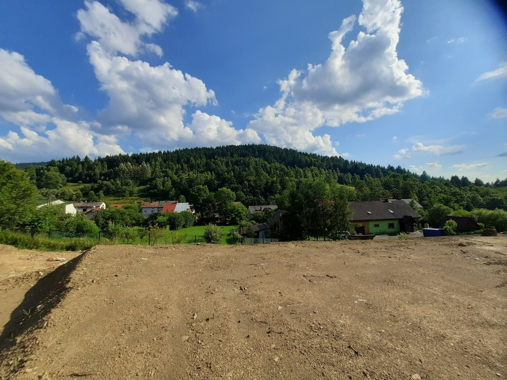 Działka budowlana na sprzedaż Pewel Ślemieńska  866m2 Foto 1