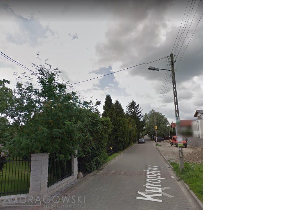 Działka budowlana na sprzedaż Warszawa, Ursynów  2844m2 Foto 2