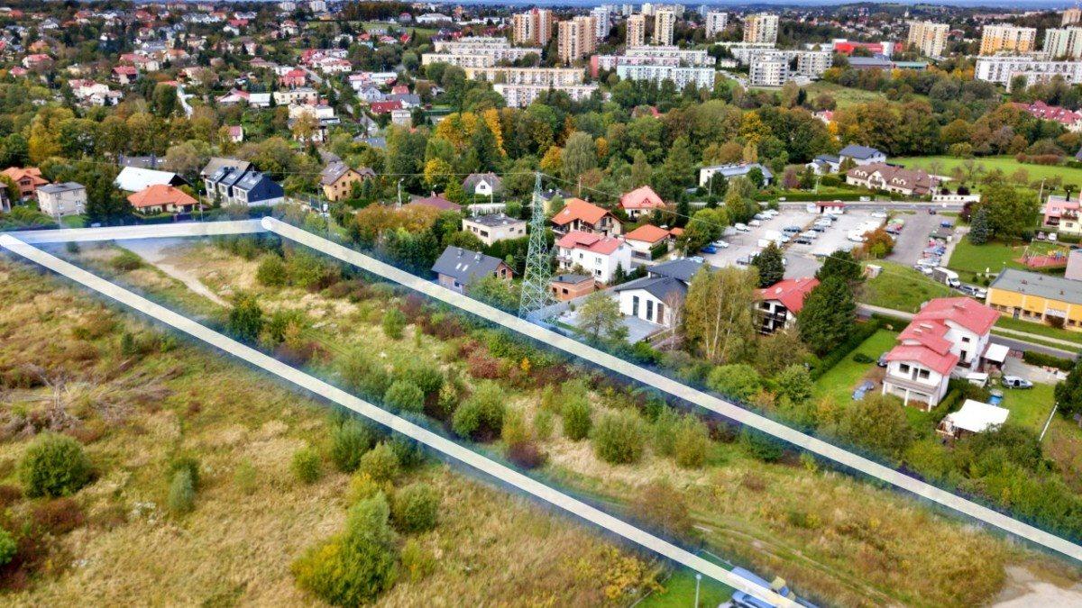 Działka budowlana na sprzedaż Bielsko-Biała, Kolista  10017m2 Foto 5