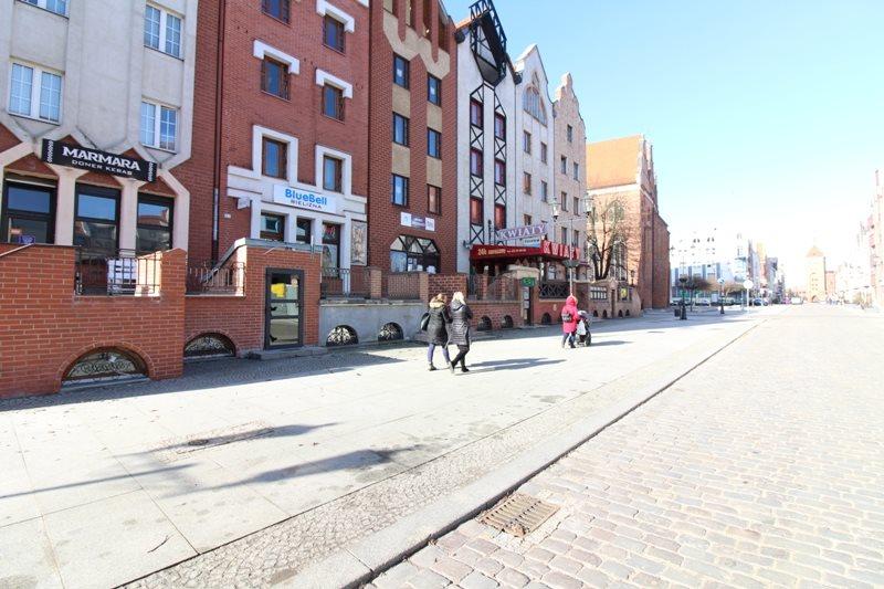 Lokal użytkowy na wynajem Elbląg, Stare Miasto, Stare Miasto, Stary Rynek  42m2 Foto 1