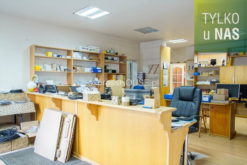 Lokal użytkowy na sprzedaż Poznań, Krzesiny, Ostrowska  560m2 Foto 1