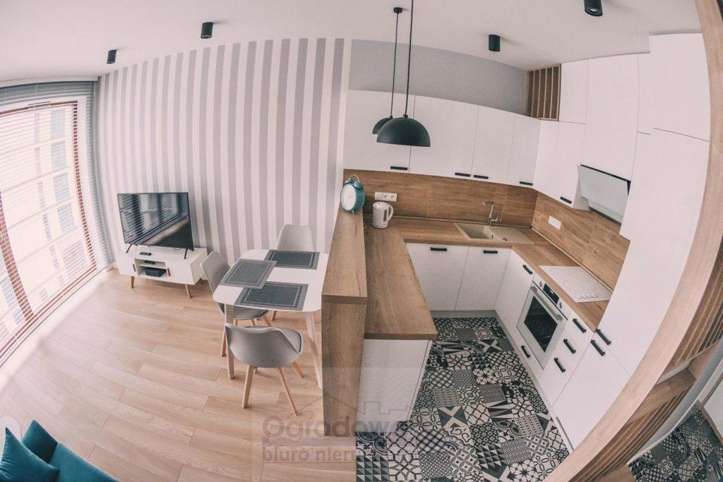 Mieszkanie dwupokojowe na wynajem Warszawa, Mokotów, Służewiec, Cybernetyki  44m2 Foto 4
