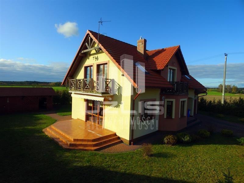 Dom na sprzedaż Lubichowo, Sosnowa  138m2 Foto 2