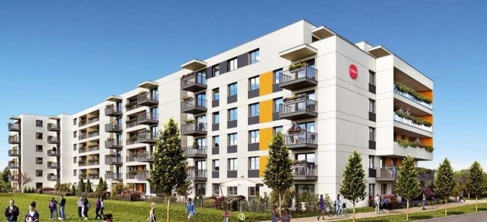 Mieszkanie dwupokojowe na sprzedaż Poznań, Malta  47m2 Foto 3