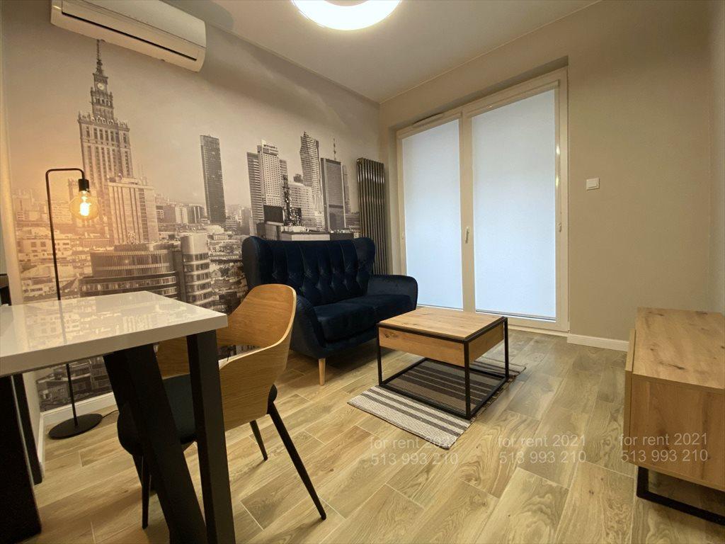 Mieszkanie dwupokojowe na wynajem Warszawa, Śródmieście, Sienna  32m2 Foto 2