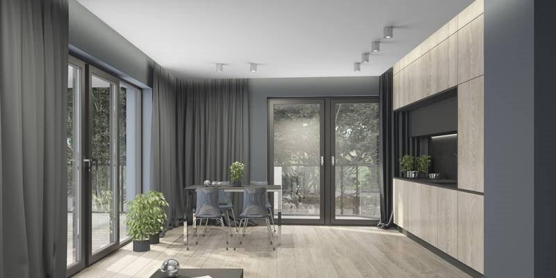 Mieszkanie trzypokojowe na sprzedaż Poznań, Jeżyce, Drzymały  65m2 Foto 4