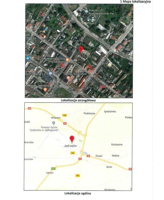 Lokal użytkowy na sprzedaż Jędrzejów, Kościelna  376m2 Foto 7
