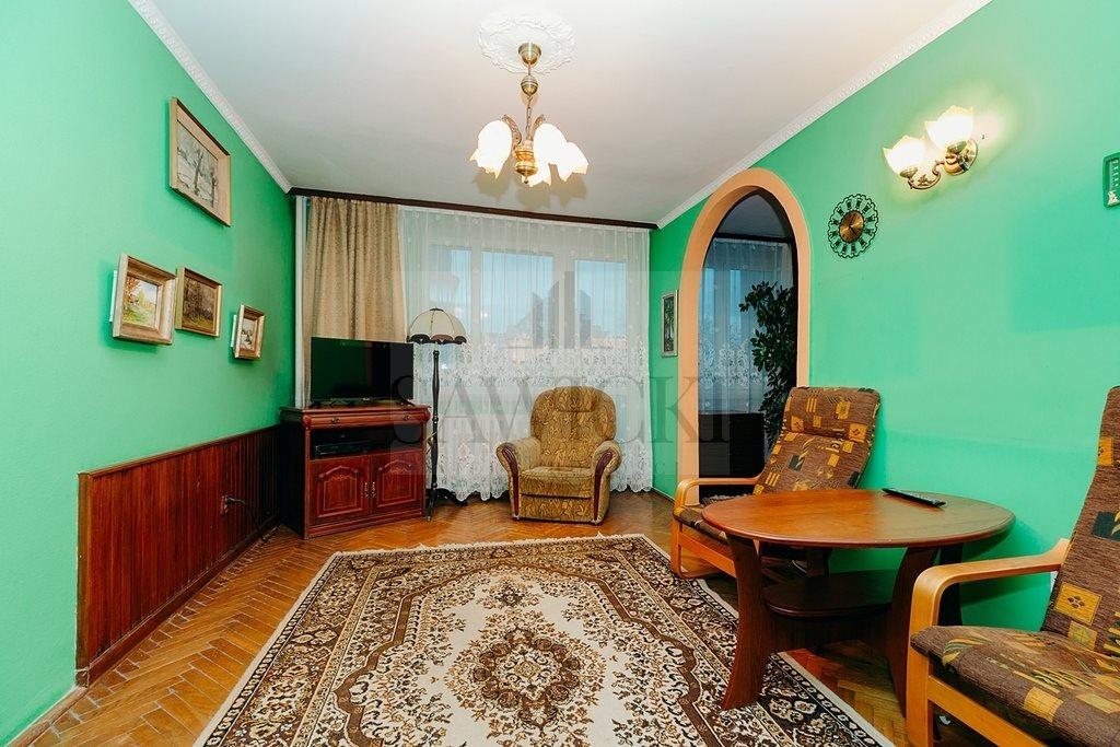 Mieszkanie trzypokojowe na wynajem Warszawa, Mokotów, Stefana Batorego  48m2 Foto 11