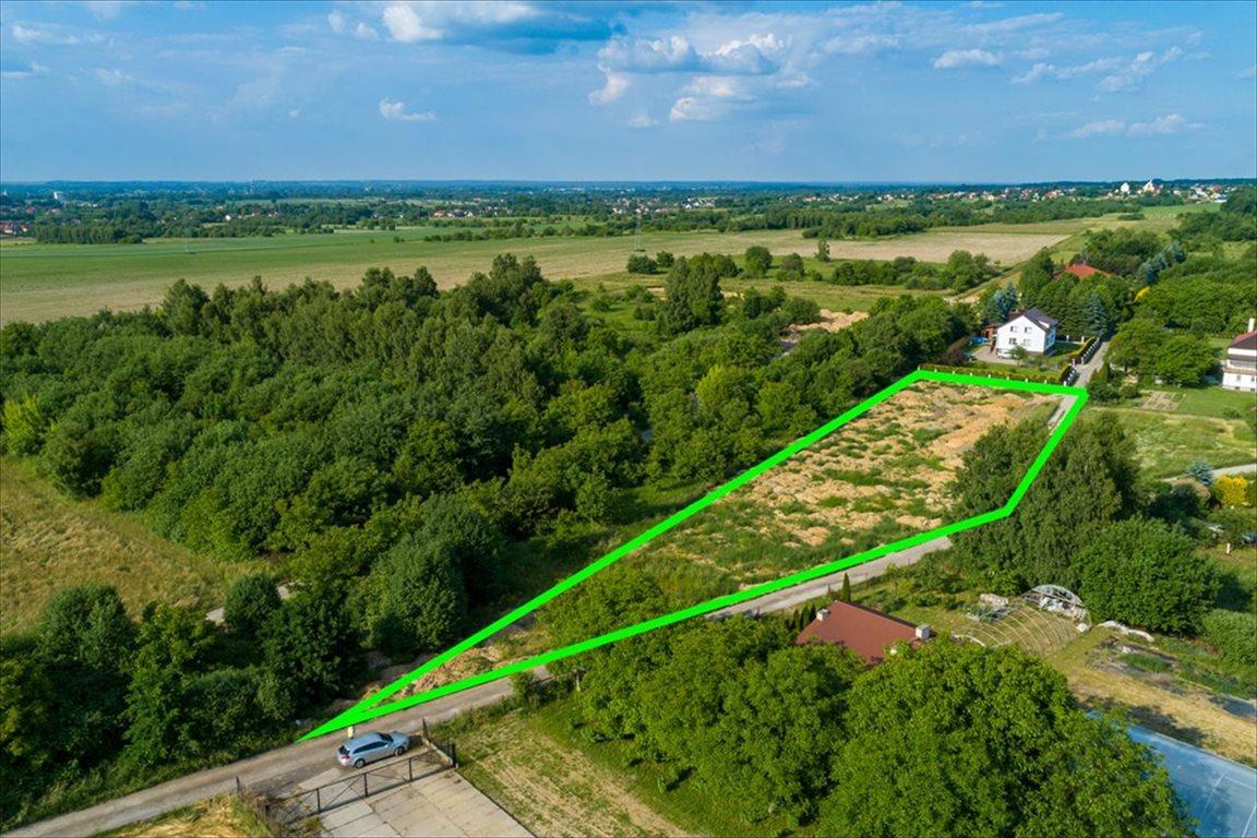 Działka rolna na sprzedaż Krasne, Krasne  3519m2 Foto 4