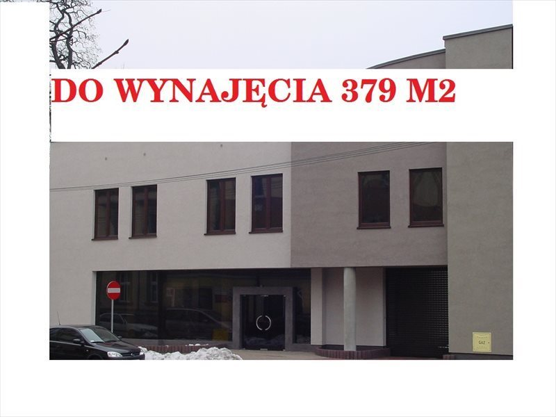 Lokal użytkowy na wynajem Chorzów, Centrum, Wolności-30 M od Deptaka  379m2 Foto 1