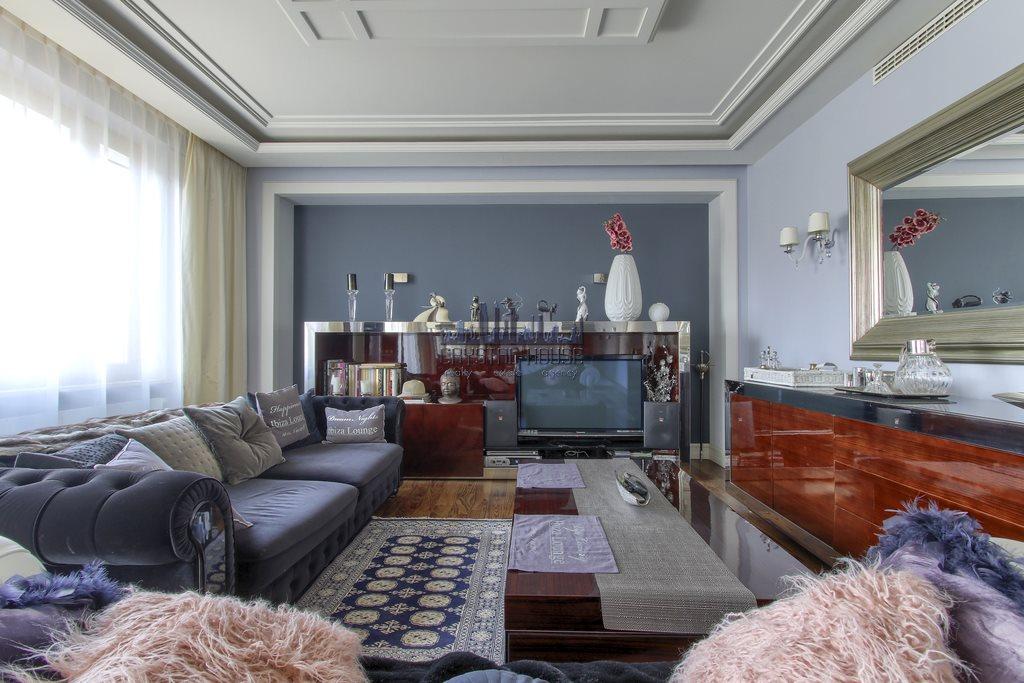 Luksusowe mieszkanie trzypokojowe na sprzedaż Warszawa, Śródmieście, Leona Kruczkowskiego  174m2 Foto 1