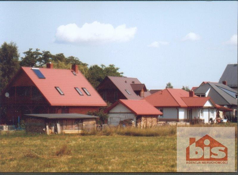 Działka budowlana na sprzedaż Zabłudów  1179m2 Foto 2
