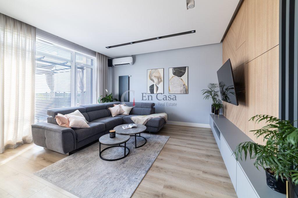 Mieszkanie czteropokojowe  na sprzedaż Warszawa, Włochy, Przerwana  110m2 Foto 3