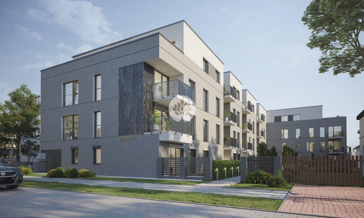 Mieszkanie czteropokojowe  na sprzedaż Bydgoszcz, Górzyskowo, Gołębia  64m2 Foto 1