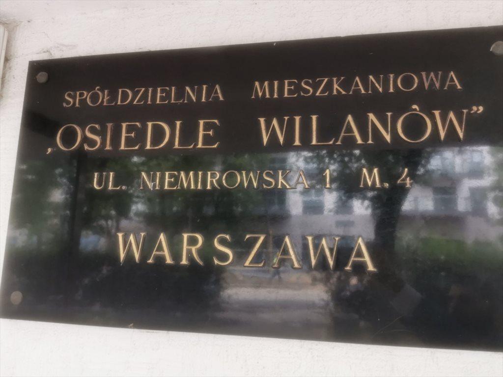Kawalerka na sprzedaż Warszawa, Niemirowska  31m2 Foto 8