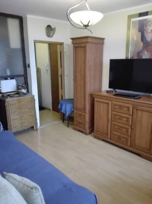 Mieszkanie dwupokojowe na sprzedaż Wrocław, Powstańców Śląskich  33m2 Foto 1
