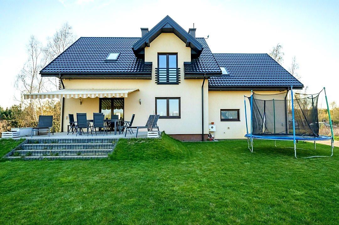 Dom na sprzedaż Jastrzębnik, Jastrzebnik  160m2 Foto 1