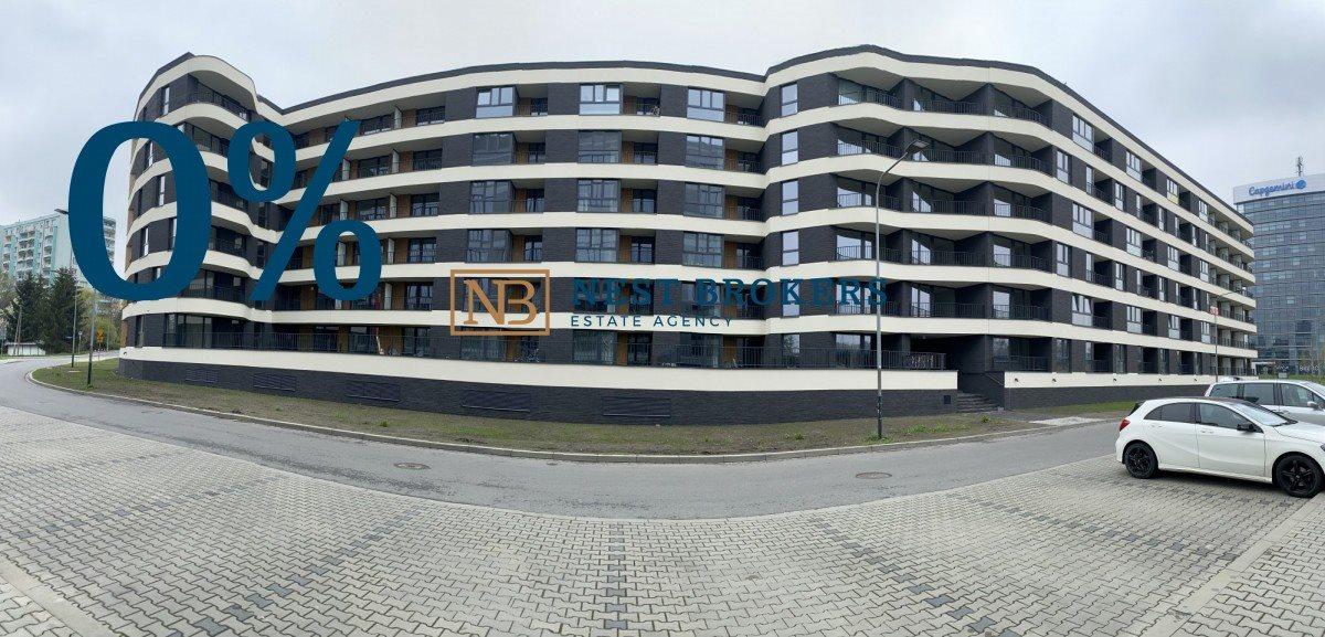Mieszkanie trzypokojowe na sprzedaż Kraków, Olsza, Promienistych  75m2 Foto 3