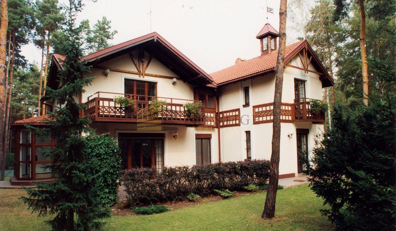 Dom na wynajem Konstancin-Jeziorna, Nowe Wierzbno, Jodłowa  490m2 Foto 1