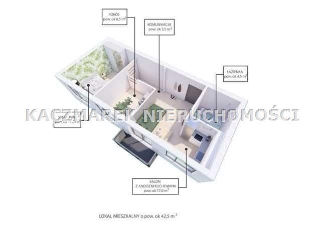 Mieszkanie na sprzedaż Bieruń  55m2 Foto 6