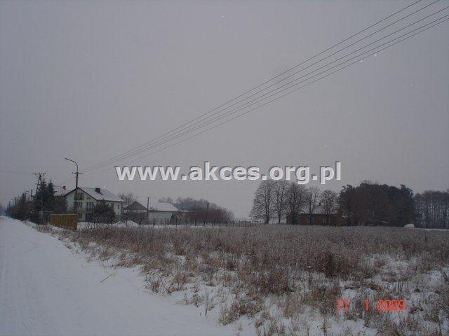 Działka budowlana na sprzedaż Kolonia Gościeńczyce  1020m2 Foto 3