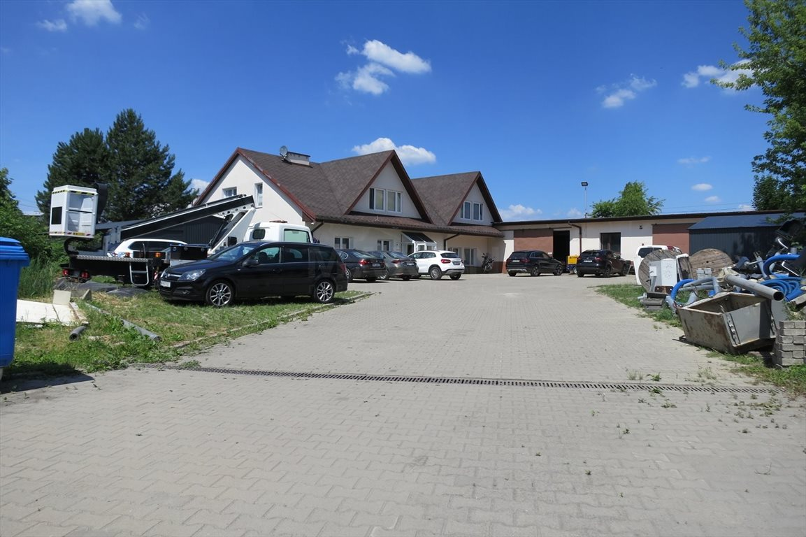 Lokal użytkowy na sprzedaż Warszawa, Ursynów, ul. Farbiarska  685m2 Foto 2