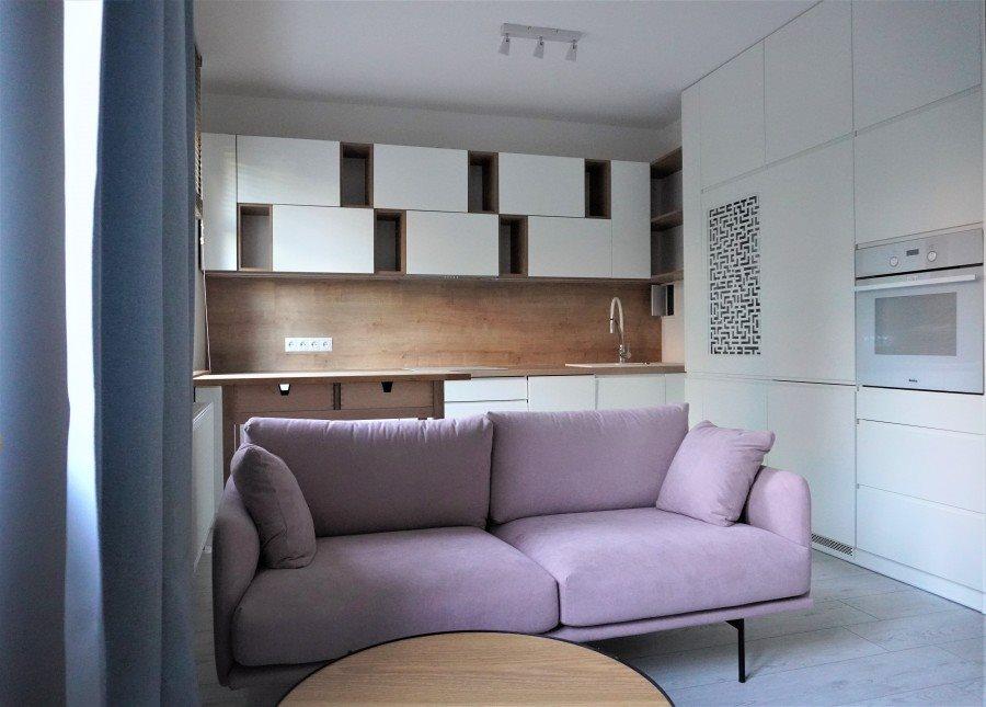 Mieszkanie dwupokojowe na sprzedaż Szczecin, Warszewo  45m2 Foto 1