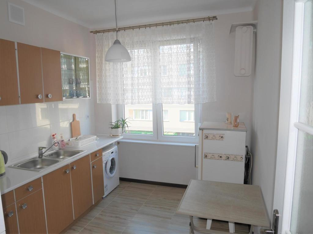Mieszkanie dwupokojowe na wynajem Kielce, Centrum, Panoramiczna  48m2 Foto 7