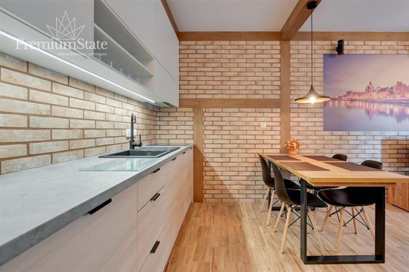 Mieszkanie dwupokojowe na sprzedaż Gdańsk, Śródmieście, Aura III, TORUŃSKA  37m2 Foto 5